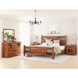 San Francisco 5 Piece Bedroom Set