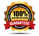 Satisfaction Guarantee Seal