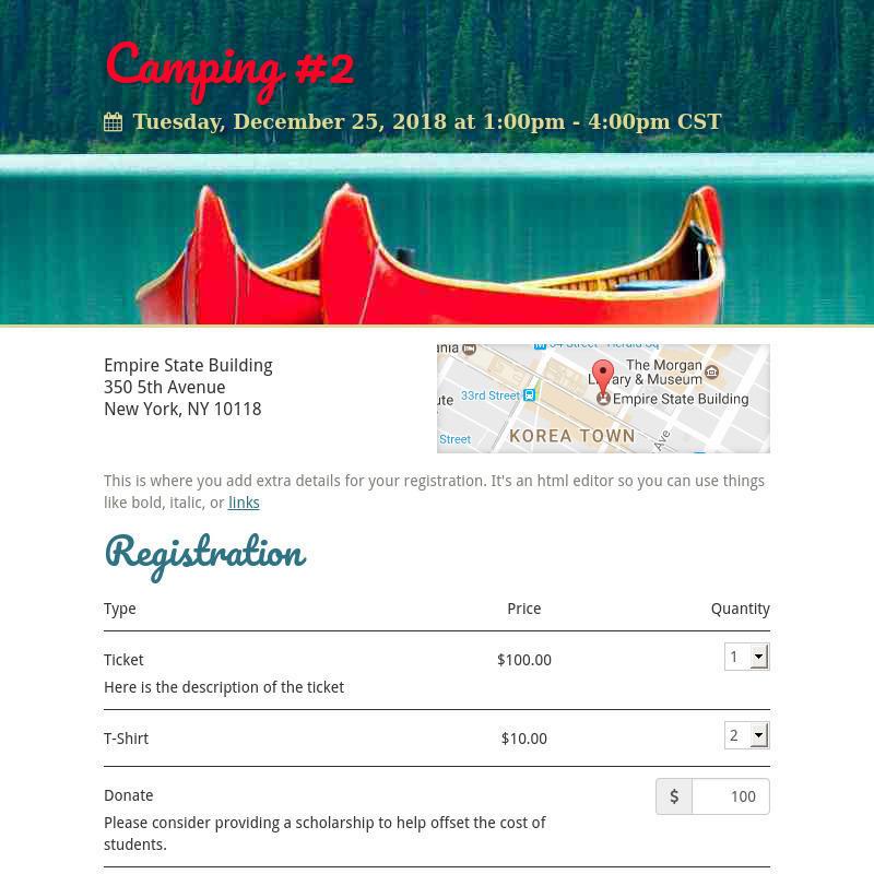 Camping #2