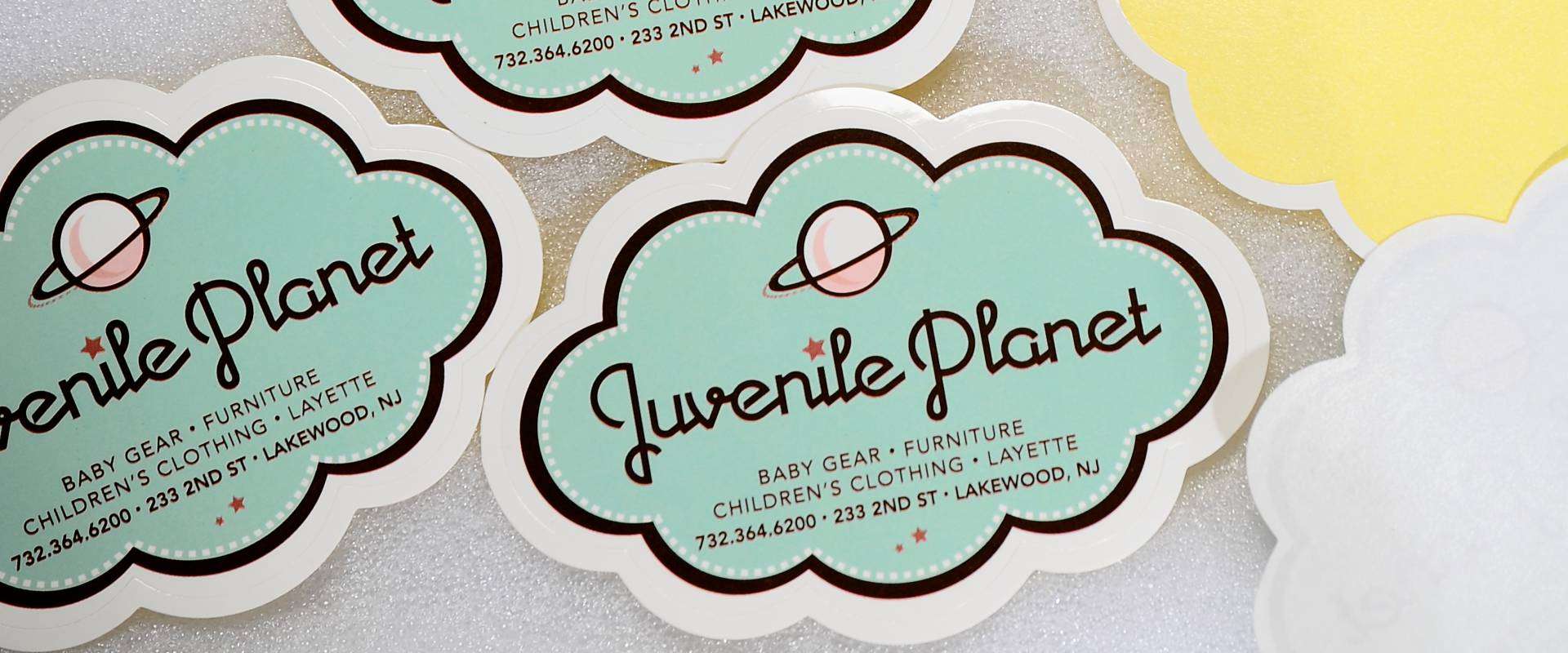 Custom Size Stickers
