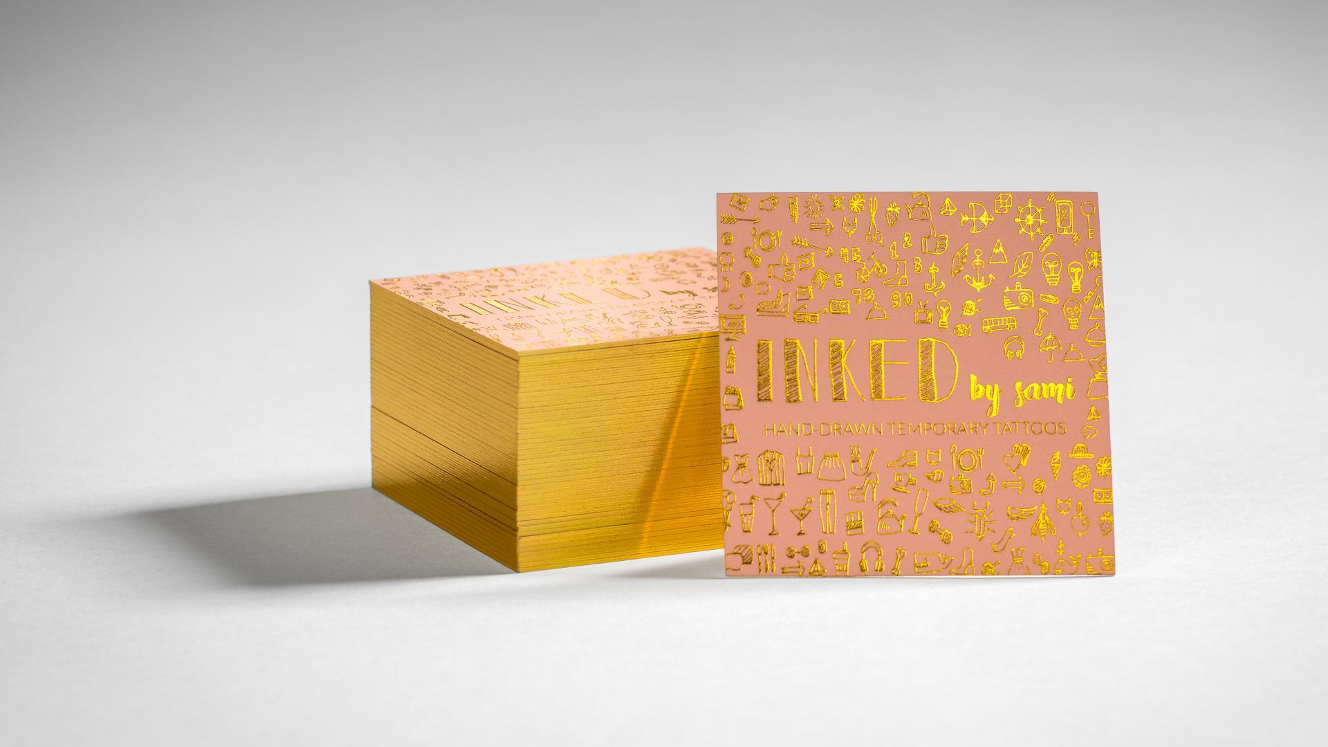 Square Cards