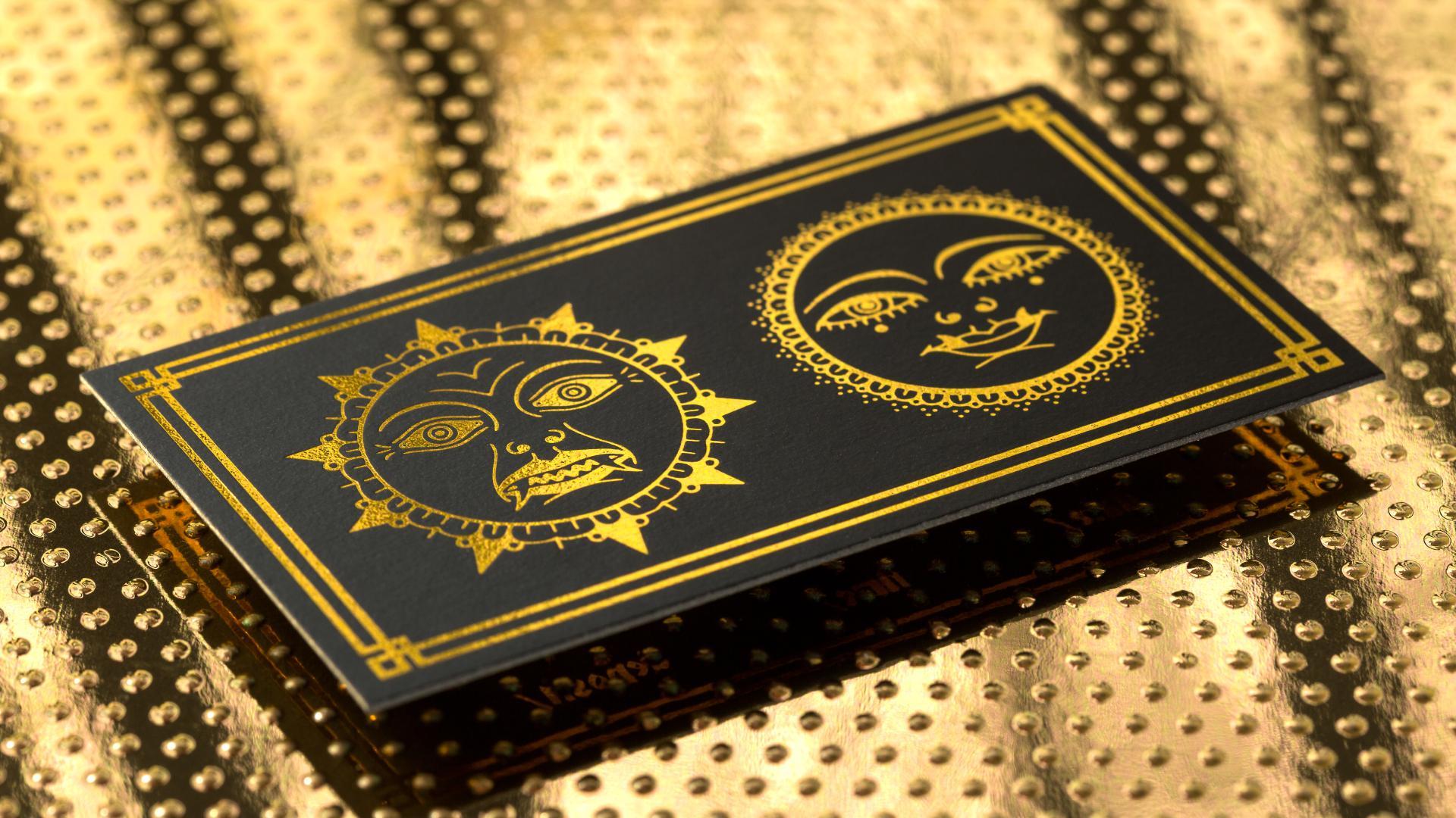 Tattoo Business Card Printing