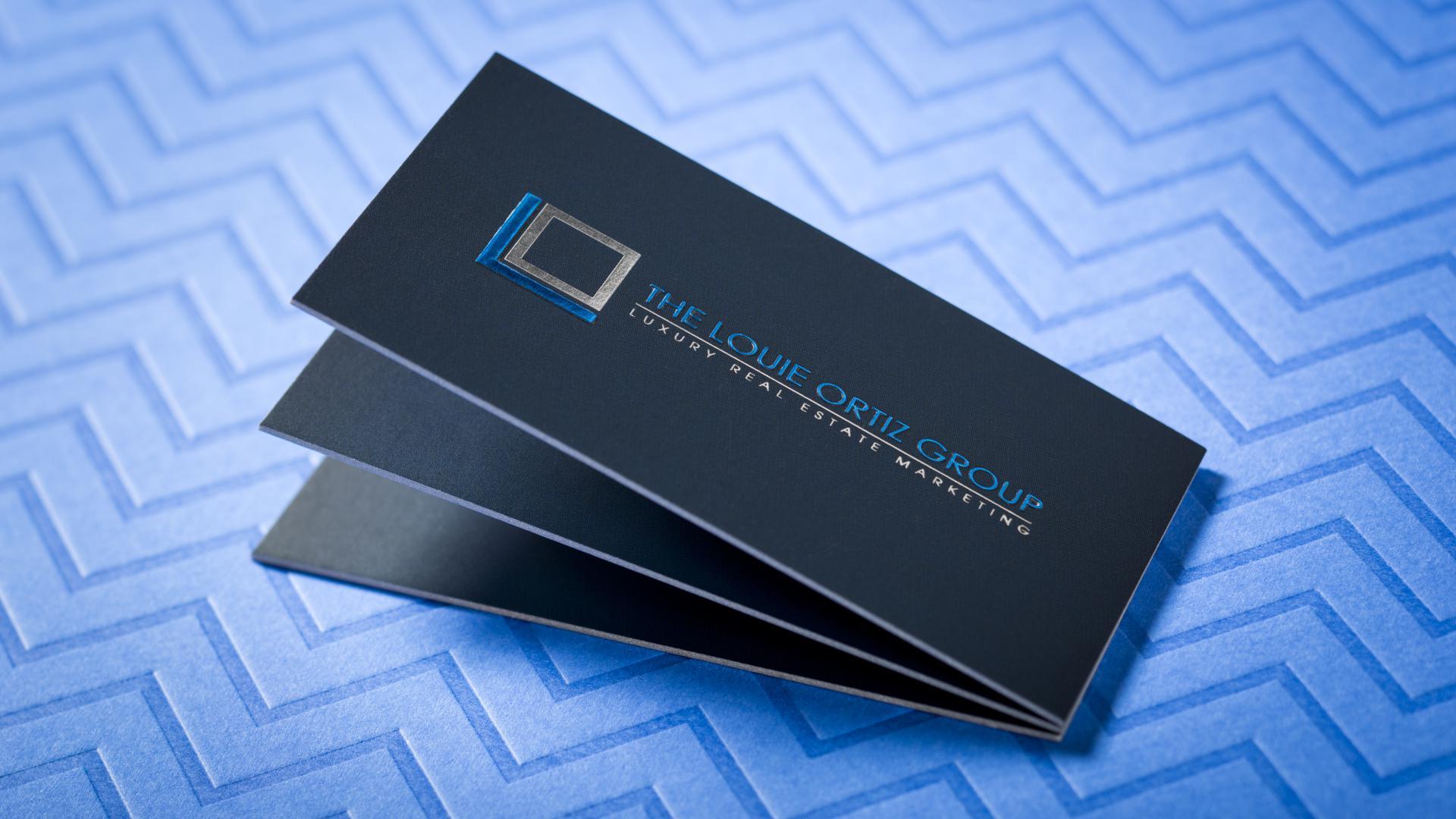Realtor Business Card Printing