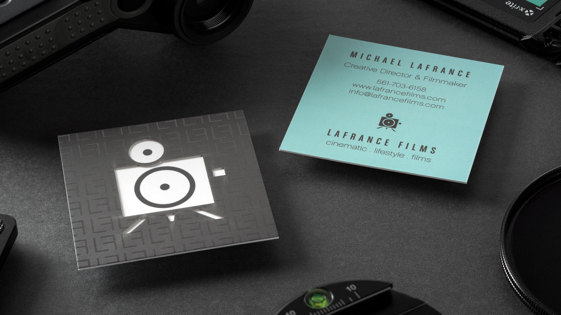 Photographer Business Card Printing