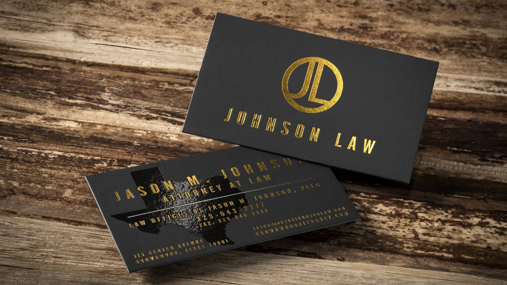 Attorney Business Card Printing