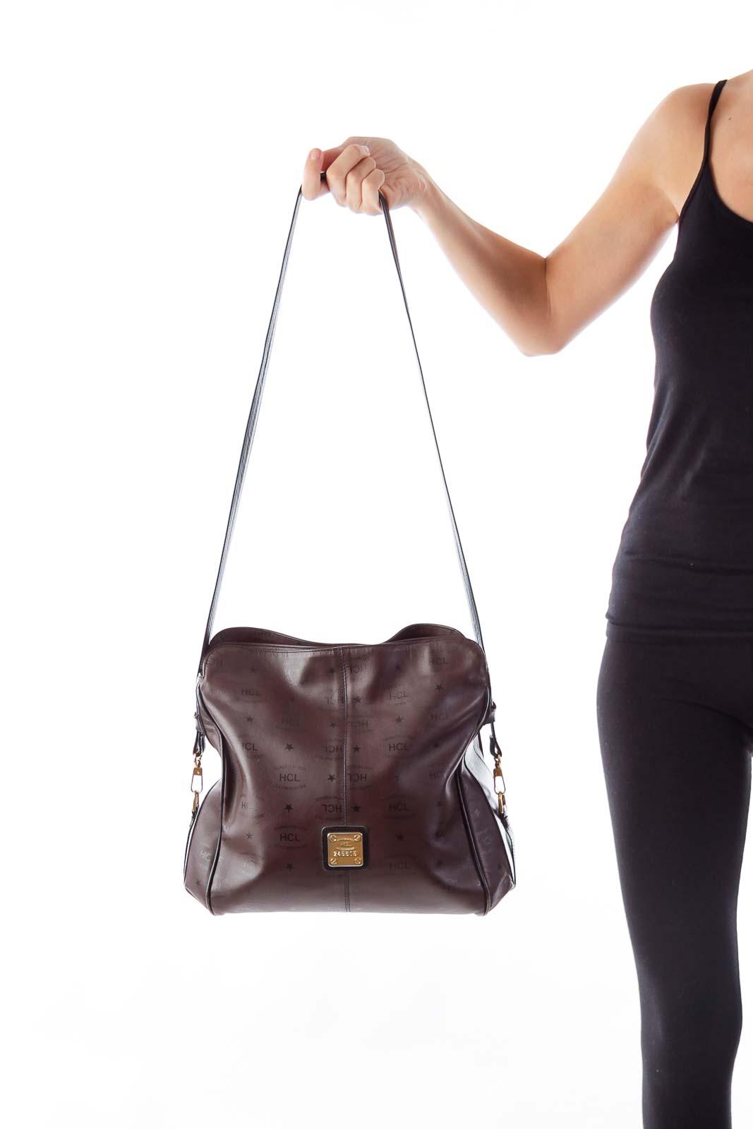 Brown Monogram Bag