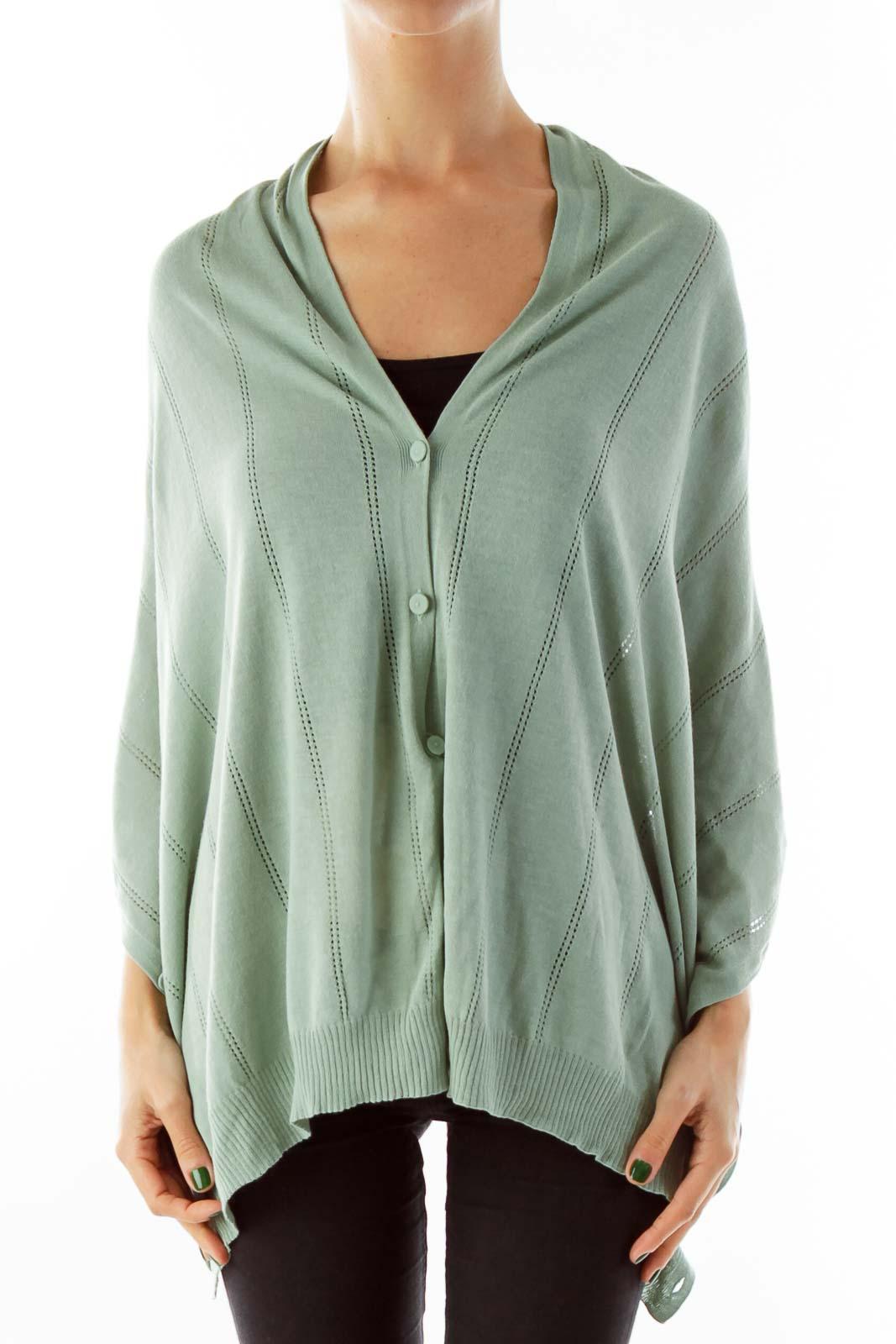 Green Multi-Wear Top