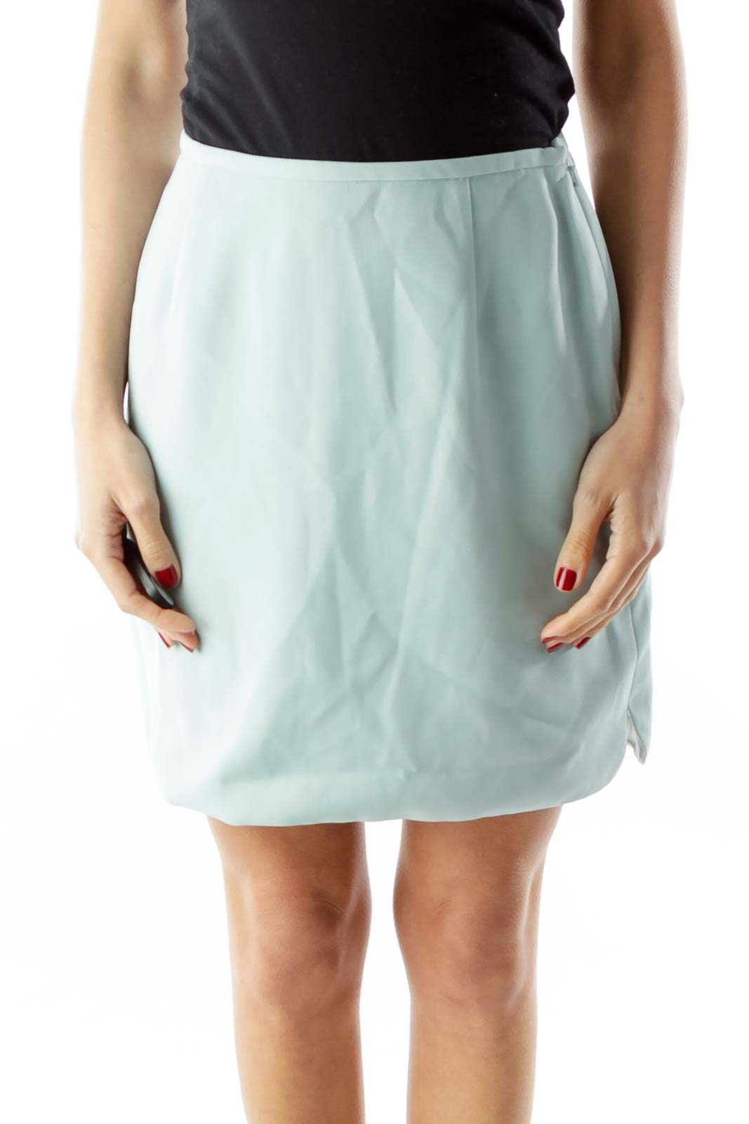 Mint Suit Skirt