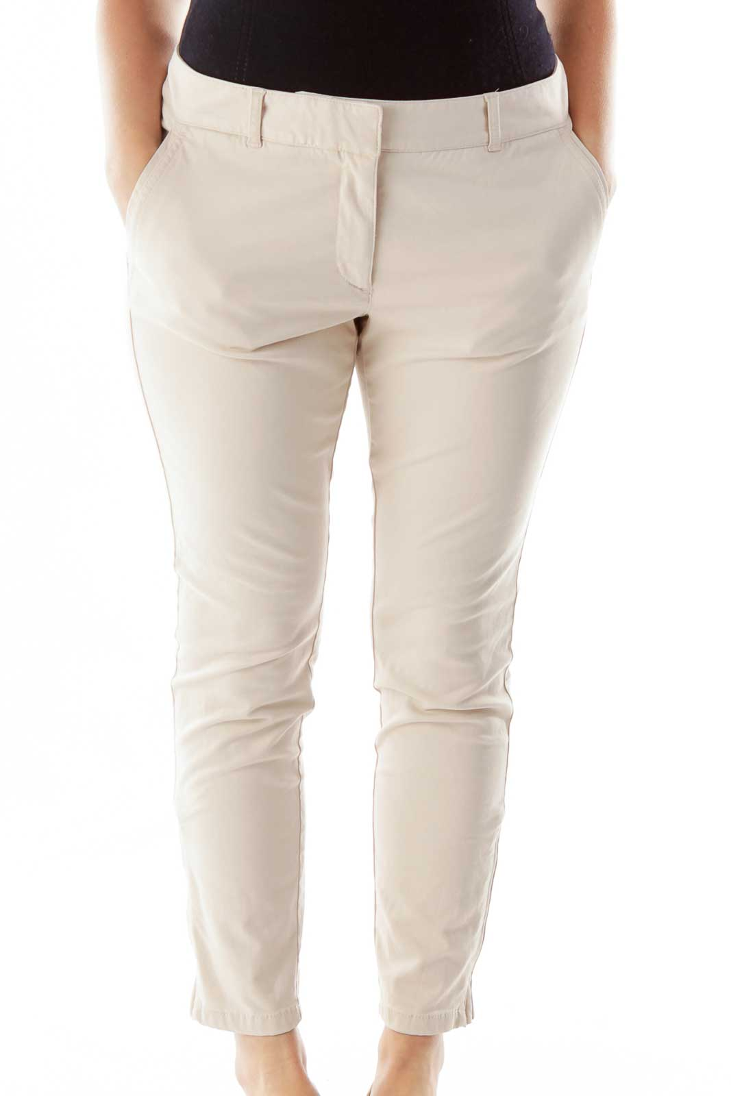 Baby Pink Skinny Pants
