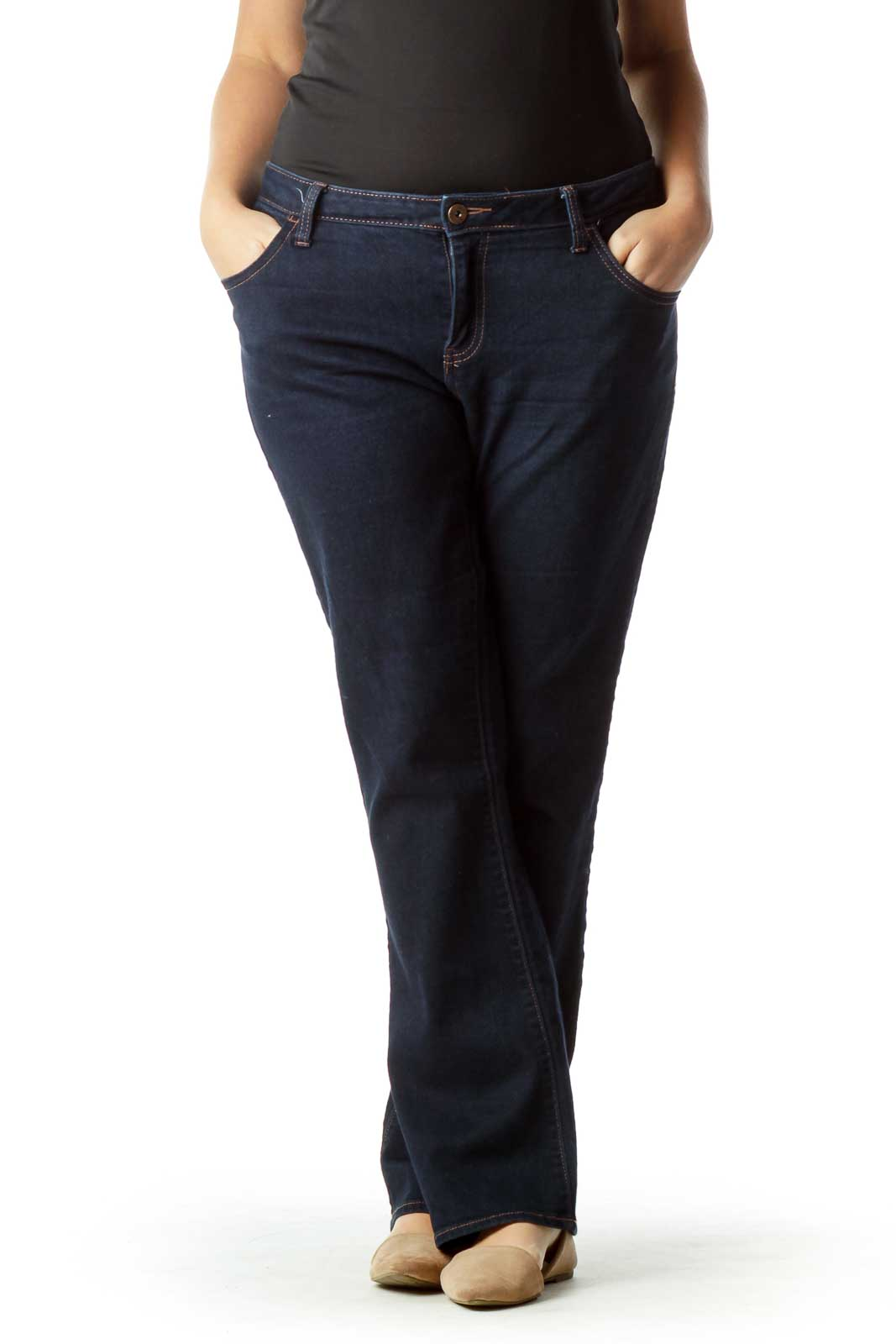 Dark Stretch Jeans