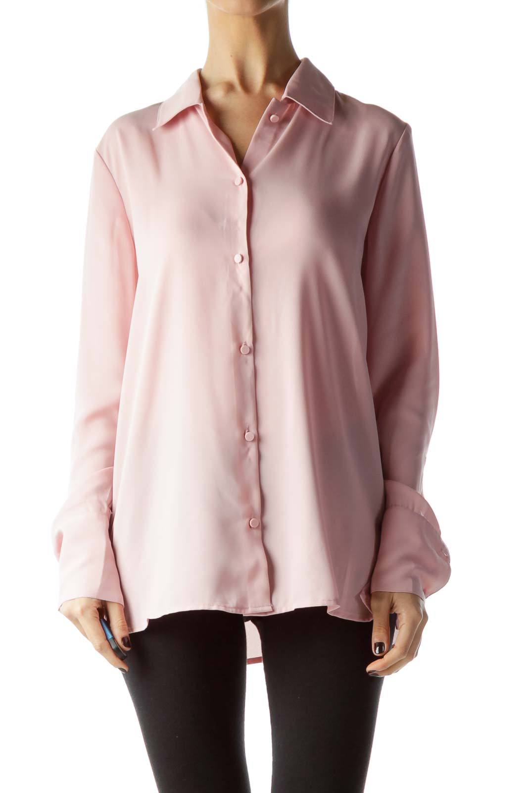 Baby Pink Light Shirt