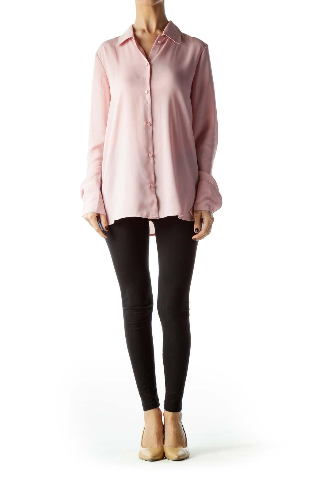Baby Pink Light Shirt