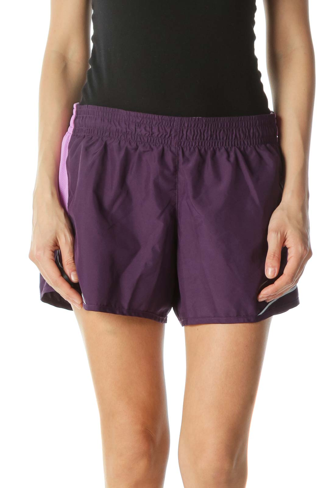 Purple Sport Shorts