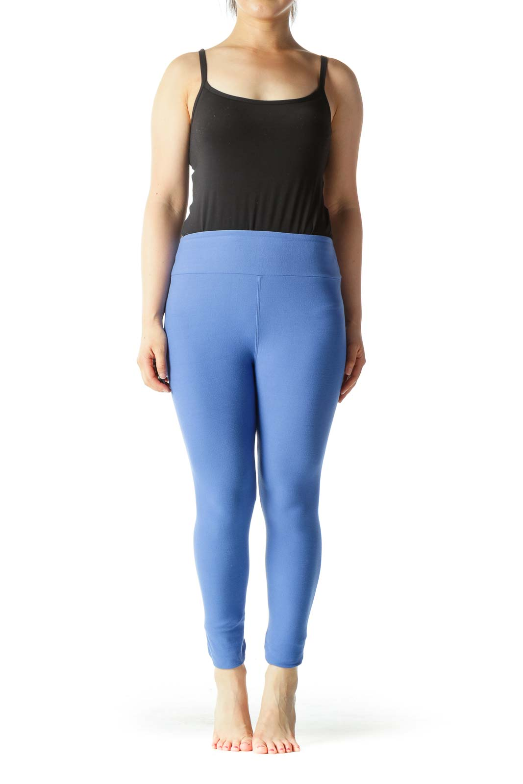 Blue One Size Leggings