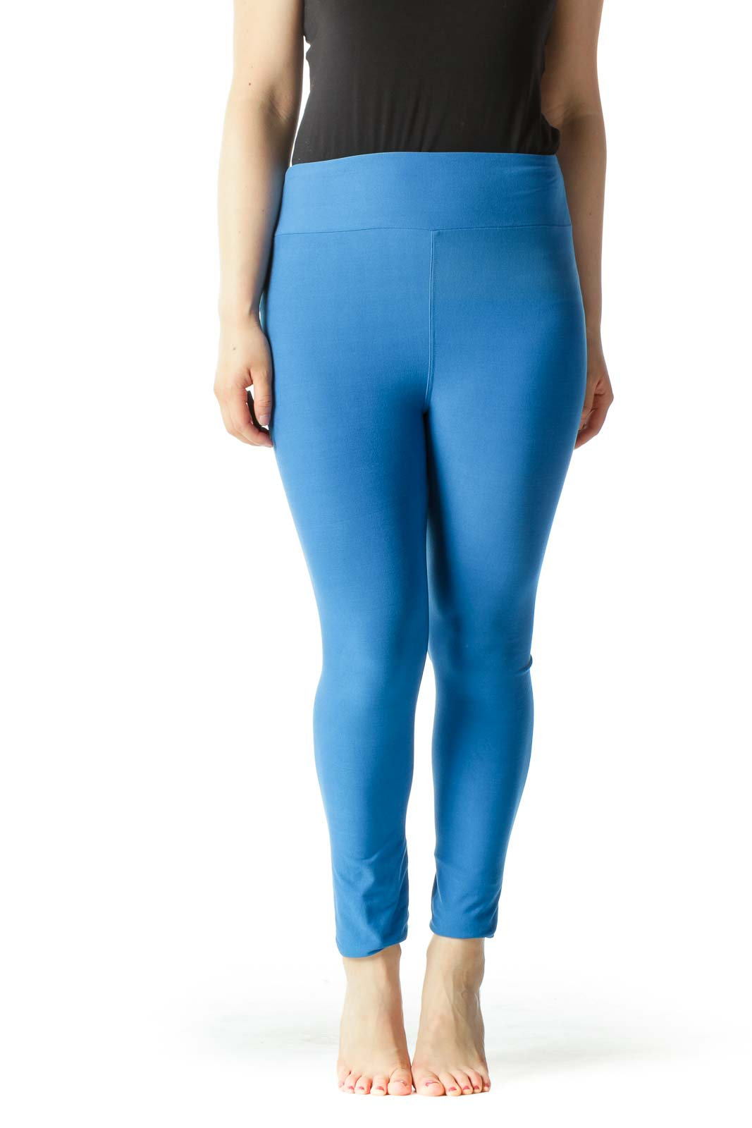 Light Blue One Size Legging