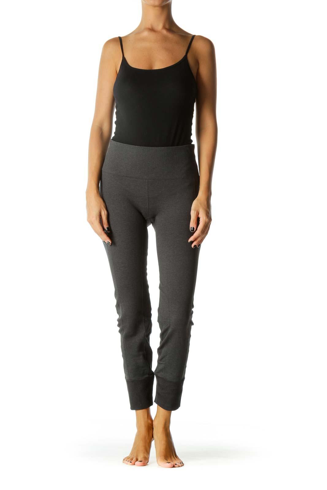 Black Detail Sporty Legging
