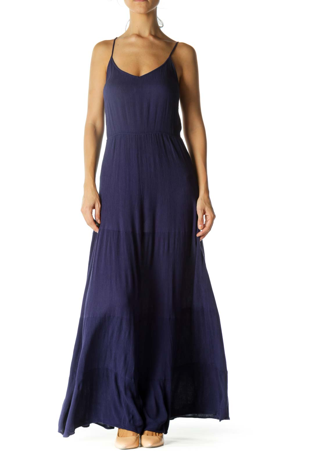 Purple Slip Dress