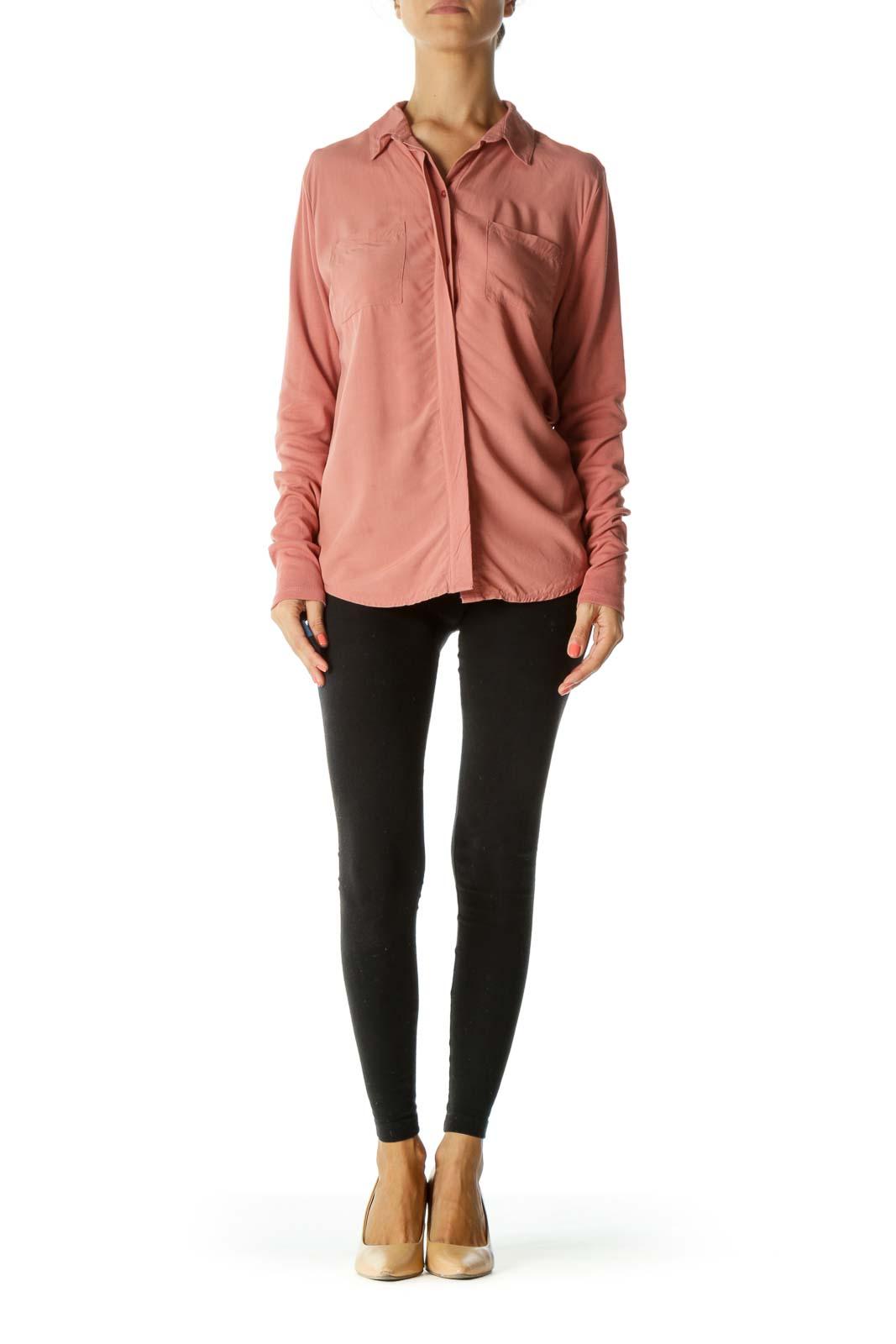 Pink Soft Shirt