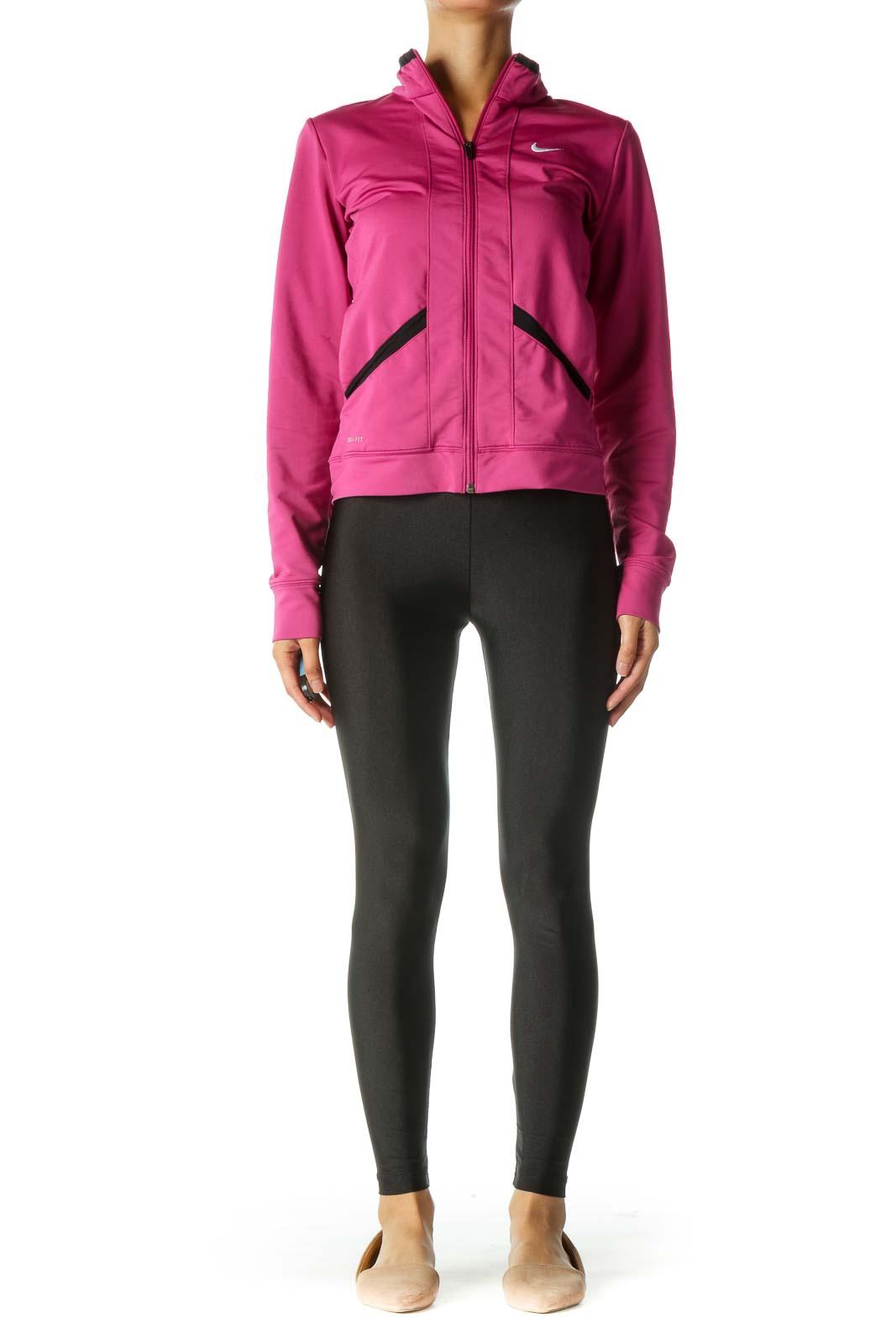 Pink Sports Jacket