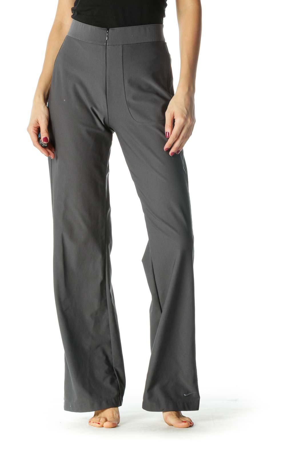 Gray Sports Pants