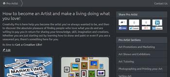 SiloStorm Images and Links Widget Demo