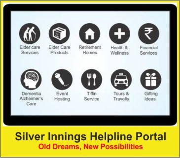 A Search Portal for Senior Citizens