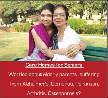 Care Homes for Seniors