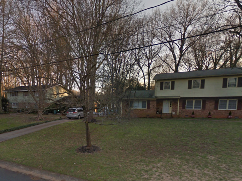 quiet, cozy, neighborhood, near university in Charlotte, NC