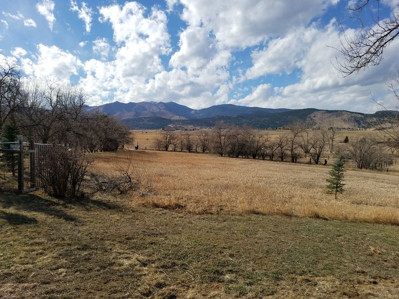 Country Living in Boulder County in Longmont, CO