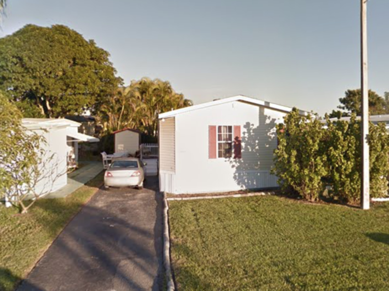 home in Dania Beach, FL