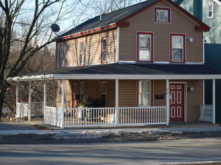 Downtown small mt. town riverfront in Pa. $450 in Everett, PA
