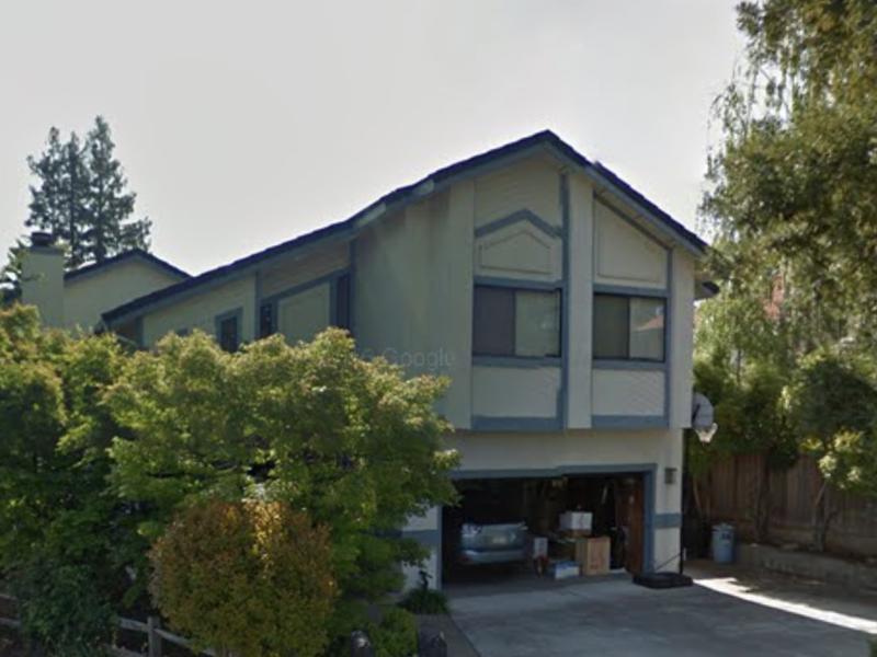 Cupertino home in cul-de-sac in Cupertino, CA