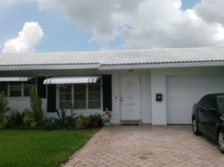 Single family cozy Home include utilities in Tamarac, FL