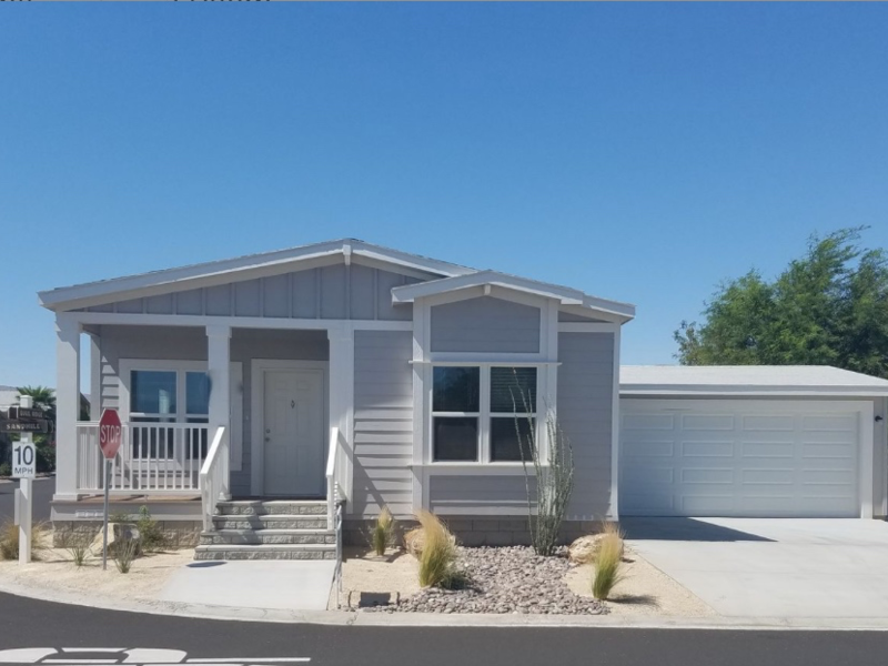 Brand New Home with Club House in Desert Hot Springs, CA