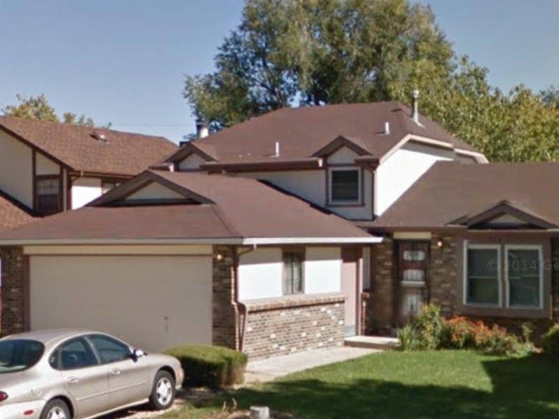 House in landlord's name in Denver, CO