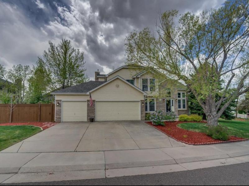 Single family house in Centennial, CO