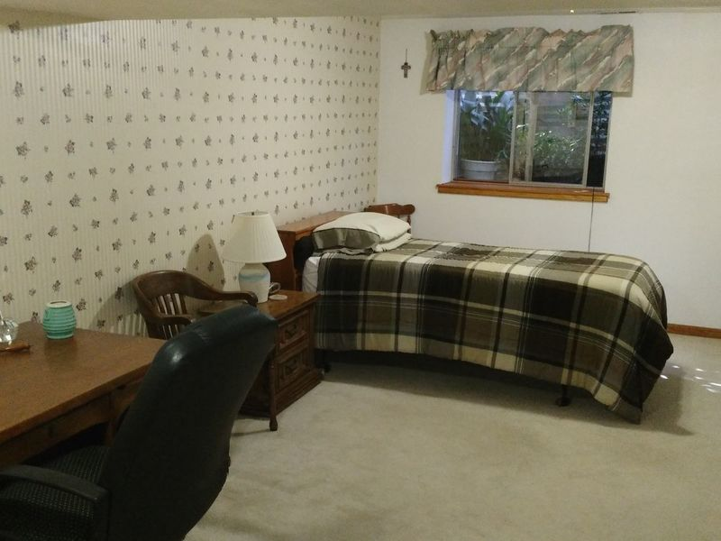 Large Furnished Basement Bedroom w/ Private Bath in Loveland, CO