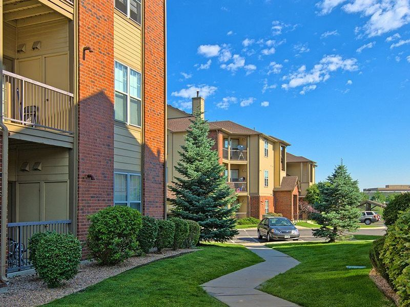 Greensvile Apartments in Aurora, CO