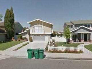 * Property title in Irvine , CA