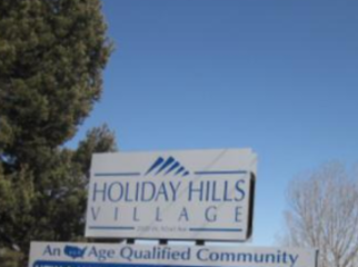 Holliday Hills Village in Federal Heights, CO