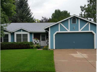 Private-First floor of home in great location in Fort Collins, CO