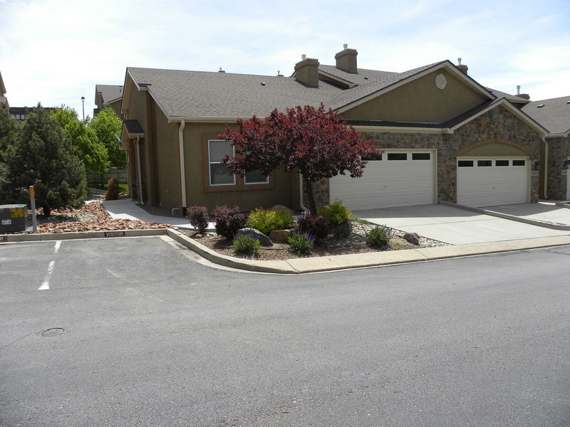 4 bed 3 bath town home Master suite for rent in Colorado Springs, CO