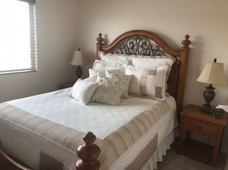 Clean home, private furnished room and shared bath in Commerce City, CO