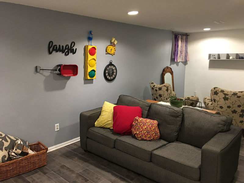 1bd WITH roommate-BIG, bright apt, basement in Arvada, CO