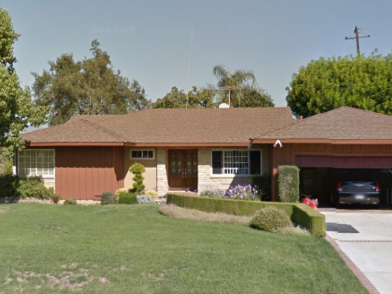 house in West Covina, CA