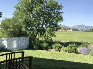 Gunbarrel home with a view in Boulder, CO