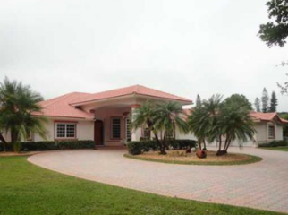 large, fully furnished luxury home on one acre onu in Davie, FL