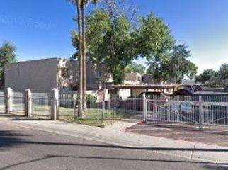 Hallcraft villas four in Phoenix, AZ