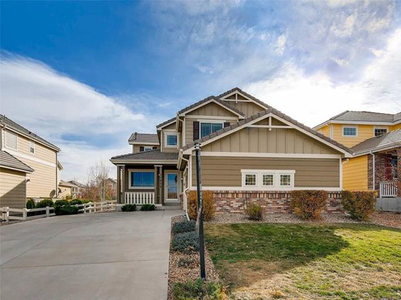 Beautiful home in Parker in Parker, CO