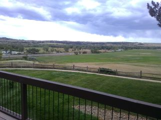 View of Shanahan Ranch and Marshall Mesa in Boulder, CO